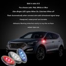 Hyundai Santa Fe LED Side Markers Turnsignal Lamp Lights Turn Signalers Set