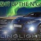 Renault Mégane Coupe III Xenon Fog Lamps Driving Lights Foglamps Foglights Drivinglights Kit