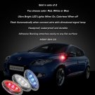 Renault Mégane LED Side Turnsignal Lights Signaler Lamps Markers Accents Turn Signals