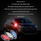 Vauxhall Mokka LED Side Markers Turnsignals Lights Lamps Turn Signalers Accent Set