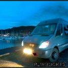 Freightliner Sprinter Driving Lights Fog Lamps Foglamps Auxiliary Bumper Bar Lighting Kit