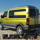 Volkswagen VW Crafter Tinted Smoked Taillight Taillamps Overlays Film Protection