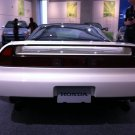 Acura NSX Tinted Smoked Taillamps Taillights Overlays Film Protection