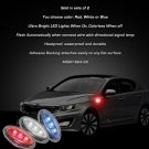 Kia Optima LED Side Turn Signals Lights Signalers Lamps Accents K5 Markers Set