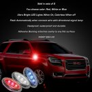 GMC Acadia LED Side Turnsignal Light Turn Signaler Lamp Accent Marker Set