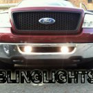 2004-2008 Ford F-150 XLT XTR Fog Lamp Driving Light Kit