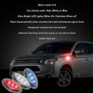 Mitsubishi Outlander LED Side Marker Turn Signals Lights Lamps