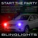 Nissan Rogue Strobe Lights Lamps LED Custom Lighting Kit