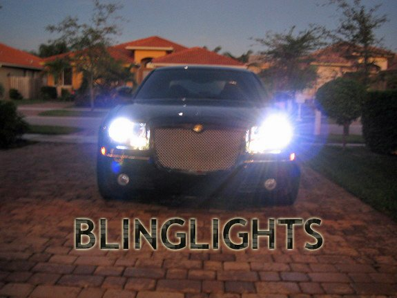 Chrysler 300 Xenon HID Conversion Head Lamps Lights Kit