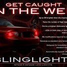 Mazda Miata MX-5 Custom LED Tail Lamps Light Bulbs NC NB NA