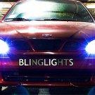 Daewoo Lanos Bright White Head Lamp Light Bulbs Upgrade
