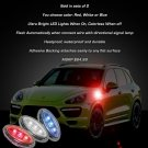 Porsche Cayenne LED Side Marker Turn Signal Lights Accent Signalers Lamp Kit