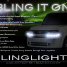 Nissan Cube LED DRL Day Time Running Lights Strips Kit