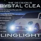 2012 2013 2014 2015 VW A5 Beetle Fog Lamps Lights Kit LED Foglamps Foglights Drivinglights