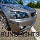 Lexus IS LED DRL Head Lamp Day Time Running Light Strips Kit