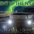 2014-2020 Toyota Tundra Xenon Fog Lamps Driving Lights Kit