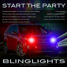 KIA Sorento Head Lamp Strobe Light Kit