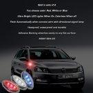 VW Passat Alltrack Flushmount LED Side Turnsignal Lights Accent Volkswagen Marker Blinker Lamp Kit