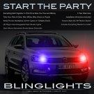 VW Passat Alltrack Head Lamp Strobe Light Kit Volkswagen Headlight Strobes