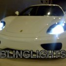 Ferrari 360 Head Lamps Xenon HID Lights Conversion Kit
