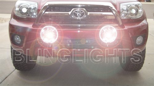 Toyota 4Runner Offroad Driving Lamps Auxiliary Light Kit