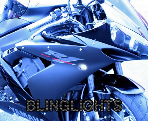 Yamaha FZ6 LED Flushmount Turnsignal Light Marker Lamp Set