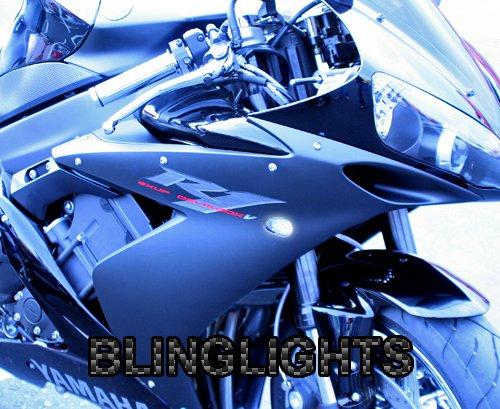 Yamaha R6 LED Flushmount Marker Turnsignal Lamp Light Set