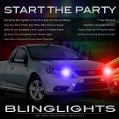 Ford Falcon Head Lamp Strobe Light Kit Ute FG BF AU XT XR6 Utility