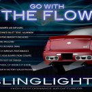 Chevy Monte Carlo Nascar Pace Car Body Diffuser Kit Rear Bumper Panel Set