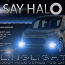 Ford Transit Halo Fog Lamp Angel Eye Driving Light Kit
