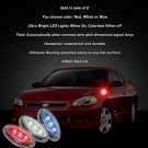 Chevy Monte Carlo LED Flushmount Turnsignal Lights Marker Lamps