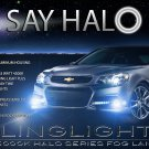2014 2015 Chevy SS Halo Fog Lamp Driving Light Kit Angel Eye