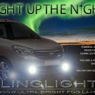 Dacia Lodgy Xenon Fog Lamp Driving Light Kit LED Foglights