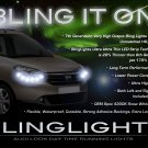 Dacia Lodgy DRL LED Head Lamp Light Strips Day Time Running Kit