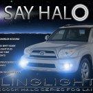 2006 2007 2008 2009 Toyota 4Runner Halo Fog Lamp Light Kit Angel Eye Drivinglights