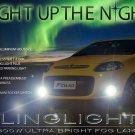 2012 2013 2014 Fiat Palio Xenon Driving Light Fog Lamp Kit