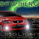 Holden VE II Ute SSV SV6 Xenon Fog Lamp Driving Light Kit