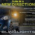 Nissan Micra LED Mirror Turn Signal Light Kit Set Signalers Pair