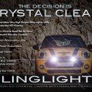 Mini Cooper Bumper Grille LED Driving Lights Fog Lamps R50 R52 R53 R55 R56 R57