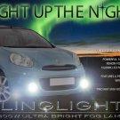 2011 2012 2013 Nissan Micra Xenon Fog Lamp Driving Light Kit K13