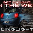Nissan March Custom Nismo LED Taillamp Light Bulbs K13 K12 K11 Pair Set