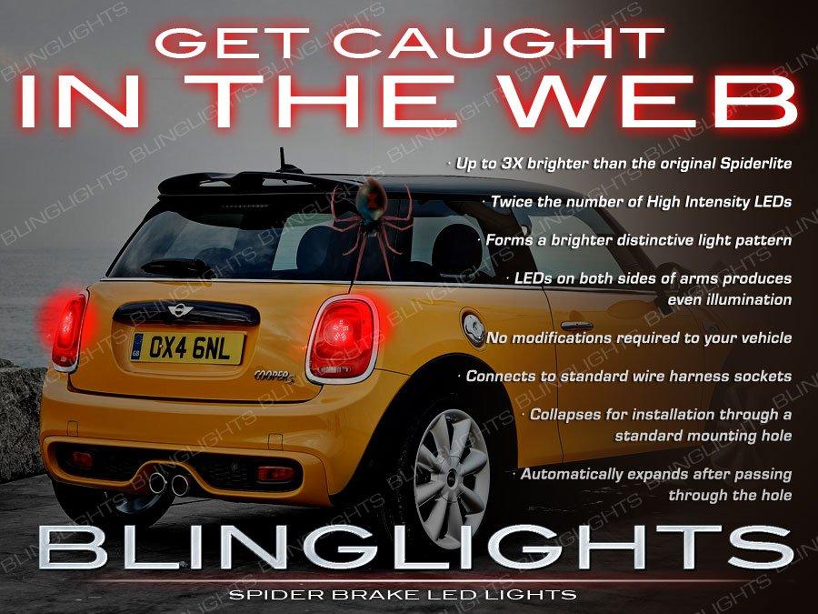 Custom LED BMW MINI 3D Tail Lamp Light Bulbs R50 R52 R53 R55 R56 R57 R58 R59 R60 R61 S N