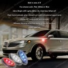 Lincoln MKT LED Flushmount Turn Signal Lights Side Accent Marker Lamps