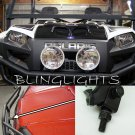 Polaris Brutus Lamp Bar Driving Lights Auxiliary Off Road Lighting Set