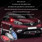 Renault Scénic LED Side Flush Mount Turn Signalers Light Accent Blinker Signal Lights Scenic