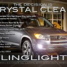 2009-2012 Toyota RAV4 LED Fog Lamps Driving Lights Kit