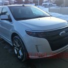 Ford Edge Tinted Head Light Kit Smoked Lamp Film Overlays Protection Film