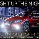 2014 2015 Honda Civic Tourer Fog Lamps Driving Lights Kit