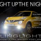 2015 2016 Nissan Juke Xenon Driving Lights Fog Lamps Kit