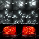 LED Spider Lite Light Bulbs 3156 3056 Brake Stop Tail Lamp Lights Lamps Taillamp Taillight